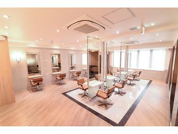 アロマ ヘアー ルーム 銀座店(AROMA hair room)(東京都中央区/美容室)