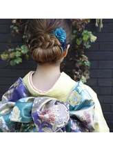 kimonoスタイル☆成人式振袖☆ .46