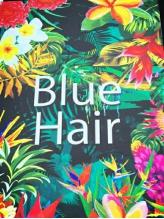 ブルーヘアー(Blue hair)