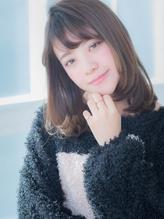フリンジバング☆ワンカールボブ.44