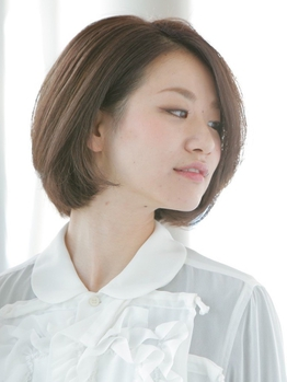 【東伏見駅/1分】薬剤、施術方法にこだわった「モイスチャー縮毛矯正」で自分史上最高の美ストレート♪