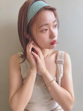 Emma  ecole こなれヘルシー◎簡単スカーフアレンジ by.Mai