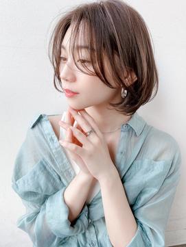 [K-two青山]あざとショート/ひし形ショート/カール[表参道]