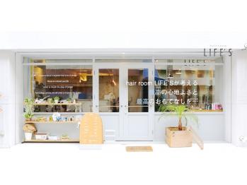 ヘアールーム ライフズ(hair room LIFE'S)(大阪府茨木市)