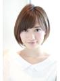 【日吉 Neolive JuQ】ナチュラル小顔ショート