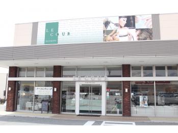 ル クゥル 佐久店(長野県佐久市/美容室)