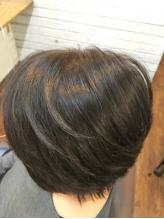 エイジングケアにこだわったシステムで、お悩みをカバーしながら髪・頭皮も健康的に♪