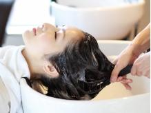 本格志向の貴女に。髪を熟知したケアリストが施すアーユルヴェーダ×クリームバスで芯から健康に導きます。