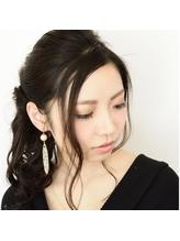 noine♪marina   No.1サイドアップ 大人フェミニン 新年会.50