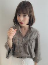 甘さ&こなれボブ♪《raffine 大岡朋奈》.29
