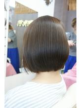 営業ビフォーアフター、アラ40女子美髪縮毛矯正 小学生.21