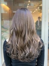 【Lotus hair design】Aラインアッシュベージュ.12
