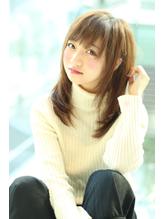 【デュアプレ】ふんわりストレート モテ髪.60