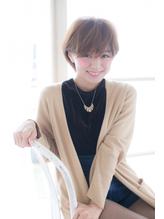 【carin 町田】 ショートボブ.1