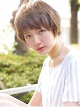 大人可愛い☆ナチュラルショート.17