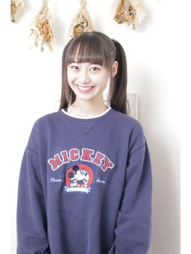 Hello Youth 平松聖菜 スタイル