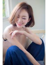 【lond avenir 店長川上功介】とろみカジュアルの大人ボブ029.12