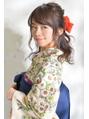 【Neolive plus 向ヶ丘】卒業式 ヘアセット 袴着付け 12960円