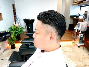 men's hair MONE
