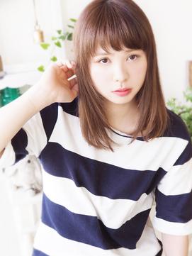 【ヘアジュレドゥ小澤】 フレンチカジュアル大人女子