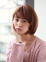 《Uri/二子玉川》ひし形×斜めバング パーティ.15
