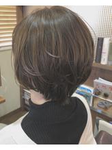 ショートヘア.28