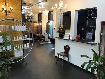 ヘアサロン エリア(hair salon Area)(熊本県熊本市/美容室)
