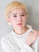 女性らしいタイトクールベリーショート <徳竹>.40
