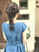 hair arrange☆.41