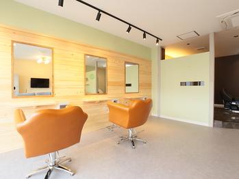 シャルール(Chaleur spa and hair lounge)(愛知県清須市/美容室)