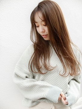 ニュアンスフェミニンカール【LUXBE 阿倍野ルシアス店】