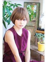 【フレール坂本】ショートな女子★うぶバング*ノームコア 男ウケ.31