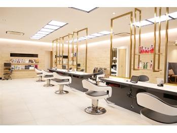 アース 葛西店(HAIR&MAKE EARTH)(東京都江戸川区/美容室)