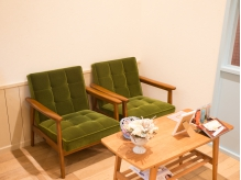 家具やインテリアがかわいい♪