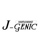 ヘアアンドメイク ジェイジェニック(HAIR&MAKE J GENIC)