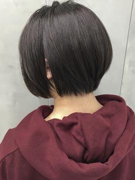 【EIGHT 三軒茶屋】ショートアッシュボブ 12/21