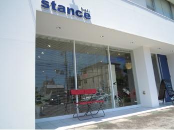 スタンス(stance)