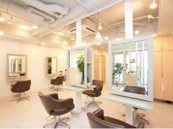 ヘアーサロン イルア 北越谷(hair salon I'LUNA)