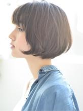【butterfly郡司泰之】前髪あり 黒髪 ショートボブ  2017,ショート.46