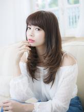 定番♪ 愛され内巻き艶ロング☆ 男性.7
