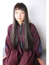 ショートバング×姫カット.19