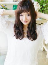 【ジュレベール 杉下】 グレージュカラー大人女子セミディ .21