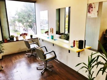 ビューティーバンバン 北広島店(Beauty BAN BAN)(北海道北広島市/美容室)