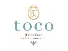 ヘア アンド フェイス トコ(Hair&Face toco)
