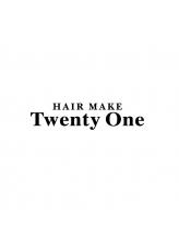 ヘアメイク トゥエンティワン エミオ狭山市店(HAIR MAKE Twenty One)