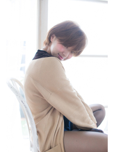 【carin 町田】透明感ボブ.3
