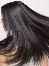 オーガニックストレートで驚くほど艶つやに♪うっとりするほど自然で美しいストレートヘアが叶う◎