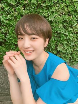 似合わせ小顔ショート人気NO1大人ショート【ROMMY.本厚木】