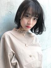 st747_くせ毛風透明感ヘルシーレイヤーイルミナカラーボブ.13