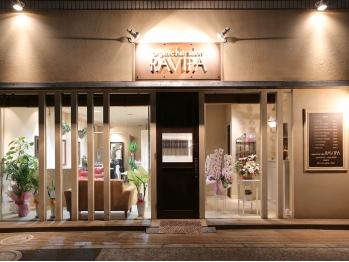 オーガニック ヘアサロン ラヴィパ 瑞江店(organic hair salon RAVIPA)